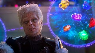 The Collector - The Infinity Stones Scene - Guardians Of The Galaxy (2014) Movie CLIP HD