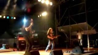 Domine - Thunderstorm ( Live @ Dragonheart Festival )