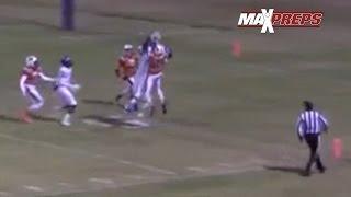 Daniel Rose to Mason Kosco - 41-yard Hail Mary - #MPTopPlay