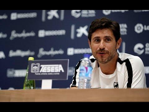 """Víctor Sánchez: """"Hemos podido ganar los cinco partidos"""""""