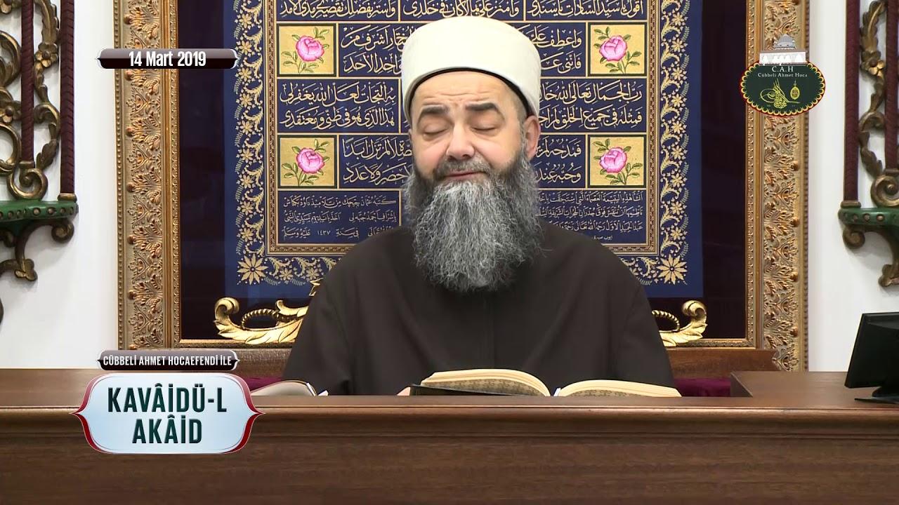 Kavâidü'l Akâid Dersi 15. Bölüm