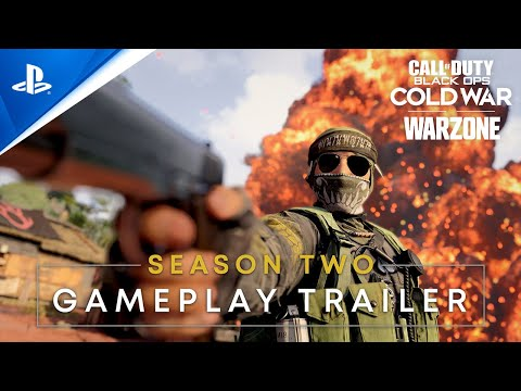 Incoming Intel: Black Ops Cold War and Warzone Season Two releases on February 25