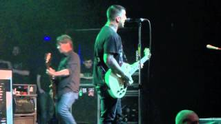 Bayside - Seeing Sound Live House of Blues Boston, MA 5/18/13 [HD]