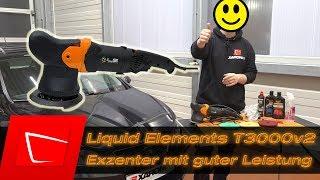 Liquid Elements T3000v2 im Test - TOP Einsteigermaschine - Polieren für Anfänger