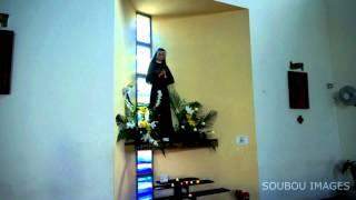preview picture of video 'L'église dédiée à Jésus Miséricordieux. Cambuston Saint André.'