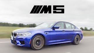2018 BMW M5 Review - Super Fast, Super Subtle