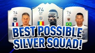 Best Possible Silver Squad  FIFA 17