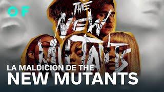 THE NEW MUTANTS: Los ORÍGENES y MUTACIONES de la película MALDITA de MARVEL
