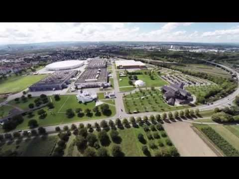 Vitra Campus experimenteel lab voor architectuur en design