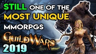 Why Guild Wars 1 Is STILL One Of The Best MMORPGs, Almost 15 Years After Its Release