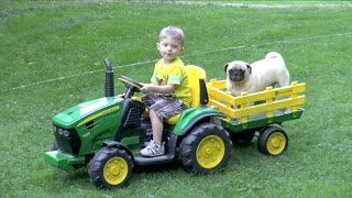 PUG TRACTOR PULL