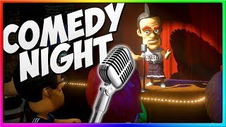 These Guys Have Funny Jokes! | Comedy Night Funny Game