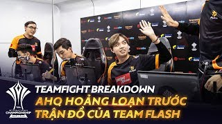 Team Flash đã biến AHQ thành kẻ khờ như thế nào? - Phân tích trận đấu - AIC 2019