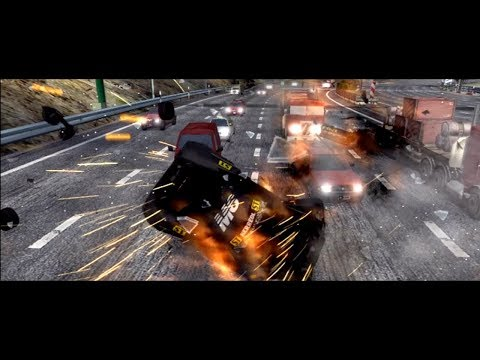 Download Burnout 3 Takedown Ps2 Gameplay Video 3GP Mp4 FLV HD Mp3