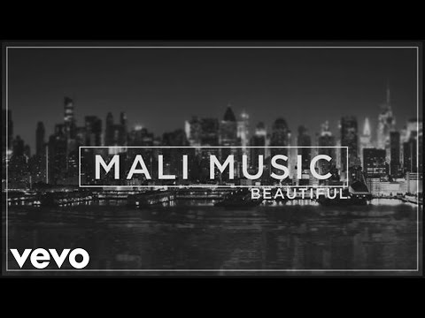 Mali Music - Beautiful (Lyric Video)