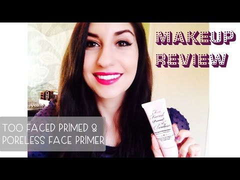 Primed & Poreless Skin Smoothing Face Primer by Too Faced #2