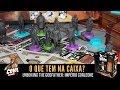 Covil Dos Jogos O Que Tem Na Caixa Unboxing Dethe Godfa