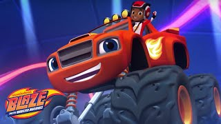 Blaze and the Monster Machines   Official Theme Song   Nick Jr.