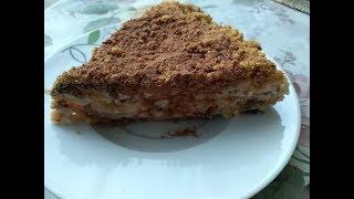 Торт без выпечки, простой и очень вкусный!