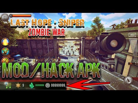 Video Last Hope Sniper Mod Apk   Unlimited Money And Crystal No Root