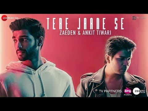 Tere Jaane Se - Official Music Video | Ankit Tiwari | Zaeden