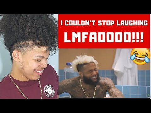 Cold as Balls with Kevin Hart and Odell Beckham Jr. REACTION