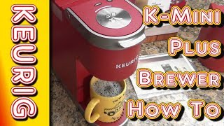 ☕ keurig k mini plus coffee maker. How to successfully brew your 1st cup