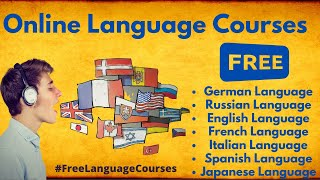 Free Language Courses Online || Foreign Language Courses, Learn French, german, english in 2020