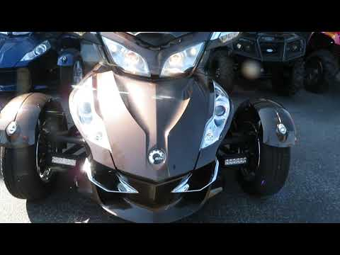 2012 Can-Am Spyder® RT Limited in Sanford, Florida - Video 1