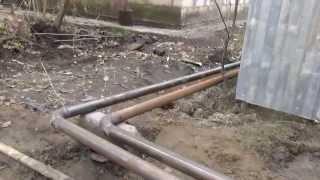 Ноу-Хау в устранении прорывов водопровода