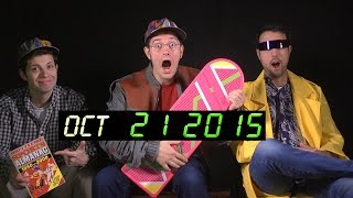 Back to the Future 2 - TODAY IS THE FUTURE!