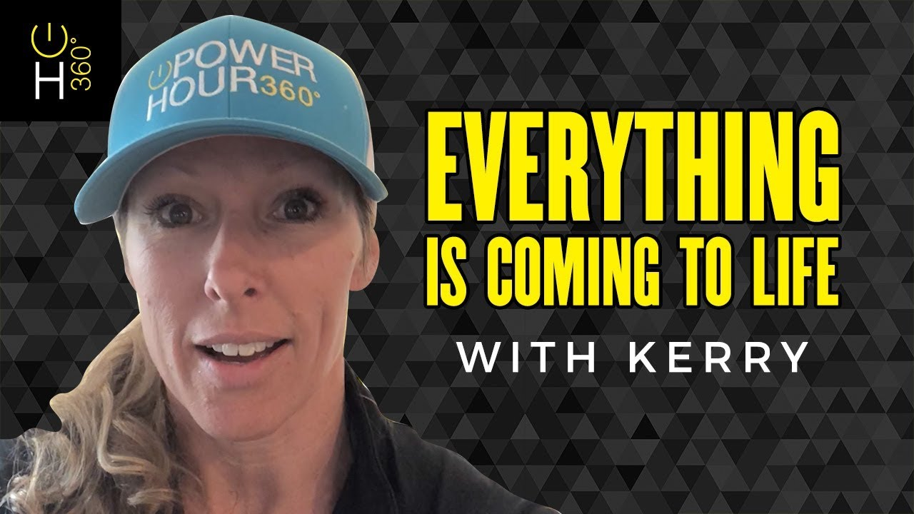 Everything is Coming to Life with Kerry