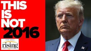 Krystal and Saagar React: BREAKING brutal polls for Trump show it's not 2016 again