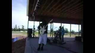 Eric Guitar Davis/Jonny Lang Hit The Ground Runnin