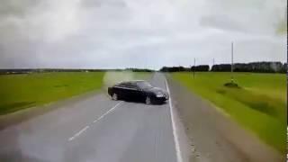 Авария на скорости 220 км ч