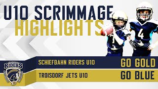 U10 Scrimmage Jets @ Riders
