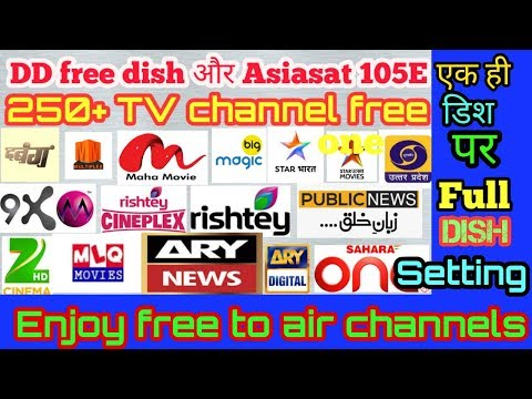 Free Digital Tv Channels List