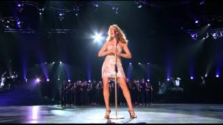 Celine Dion- River Deep Mountain High- Live In Las Vegas A New Day....
