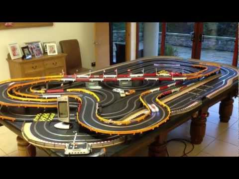 Scalextric Digital Set 5 Cars SL100 – Jadlam Racing Models Slot Car Racing