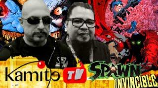 El Invincible Spawn De Fco Plascencia Y Greg Capullo