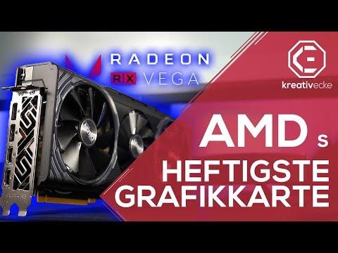 ENDLICH - DIE HEFTIGSTE GRAFIKKARTE VON AMD ! | Sapphire Nitro+ AMD RX Vega 64