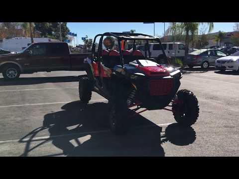 2018 Polaris RZR XP 4 Turbo Dynamix Edition in Murrieta, California