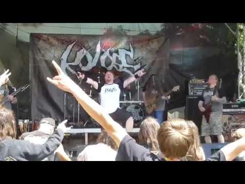 Koloss - Koloss  part 1/1 live Czech Death Fest vol.8