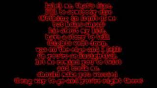 Avenged Sevenfold - Trashed And Scattered ( Lyrics )
