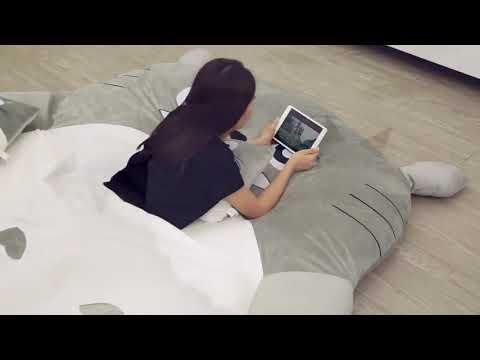 My Neighbor Totoro Tatami Sleeping Double Bed Beanbag Sofa For Audlt