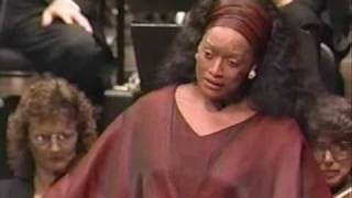 Jessye Norman - Brünnhilde's Immolation 1/2