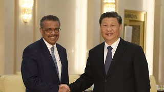 WHO boss Tedros Adhanom will face a public inquiry for his COVID-19 response