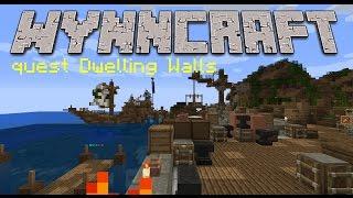 윈크래프트 퀘스트 공략-Dwelling Walls Wynncraft quest Dwelling Walls