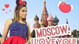 VLOG: Топ-5 лучших развлечений в Москве!