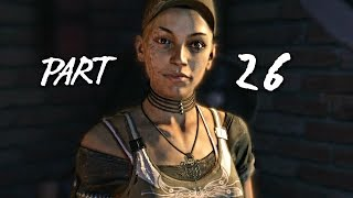 Dying Light Walkthrough Gameplay Part 26 - Embers - Campaign Mission 13 (PS4 Xbox One)